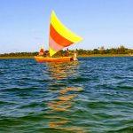 Lagoa do Paraíso - barco 1